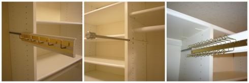 Closet Attachments
