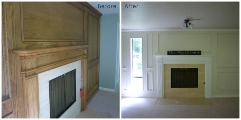 Master Bedroom Before-After