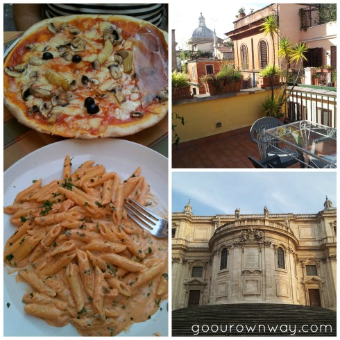 Rome Collage 1