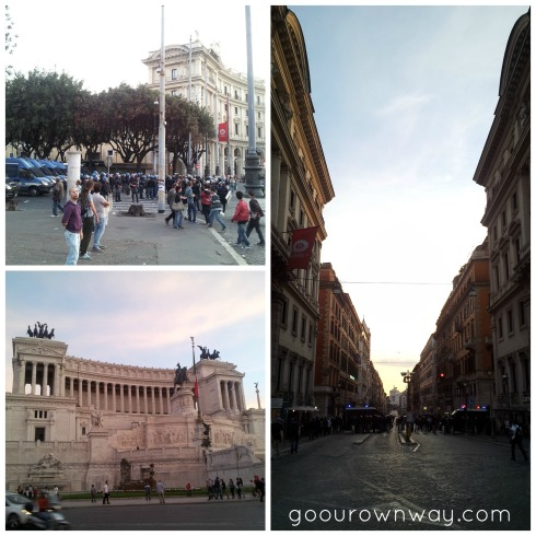 Rome Collage 2