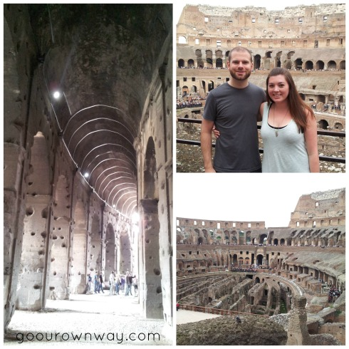 Rome Collage 3