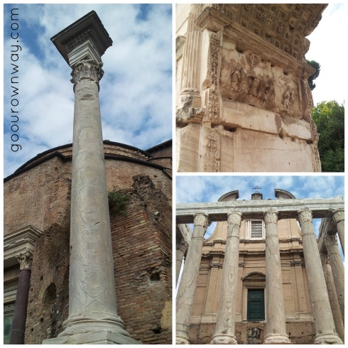 Rome Collage 5