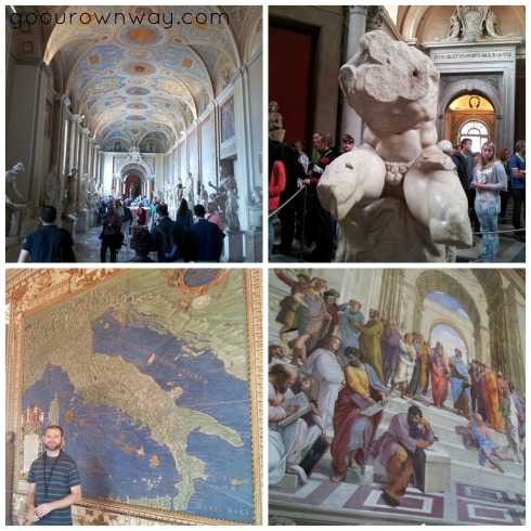 Rome Collage 6